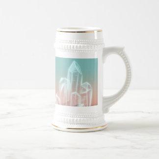 caneca de cerveja da cerveja da lua