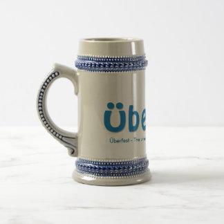 Caneca de cerveja da cerveja de Überfest