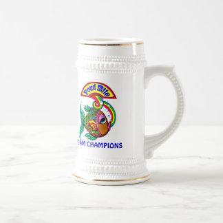 Caneca de cerveja da cerveja do logotipo dos