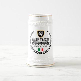 Caneca De Cerveja d'Aosta de Valle