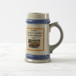 Caneca De Cerveja dardos