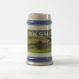 Caneca de cerveja de Yorkshire