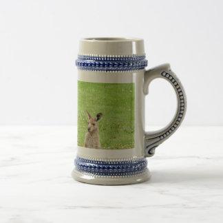 Caneca De Cerveja Design do canguru