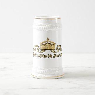 Caneca De Cerveja Deus protege a imperatriz