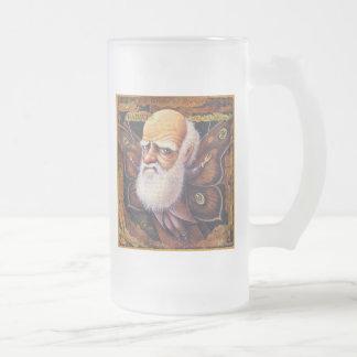 Caneca de cerveja do cientista: Espécime: Darwin