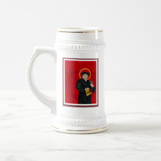 Caneca de cerveja do ícone de Martin Luther