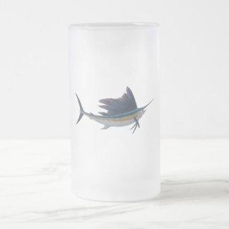 caneca de cerveja do sailfish