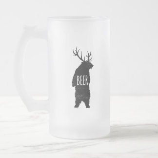Caneca de cerveja do urso