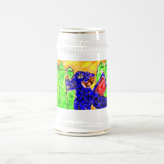 Caneca De Cerveja Dragão e Peridot