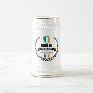 Caneca De Cerveja Dublin