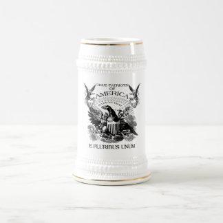 Caneca De Cerveja E Pluribus Unum