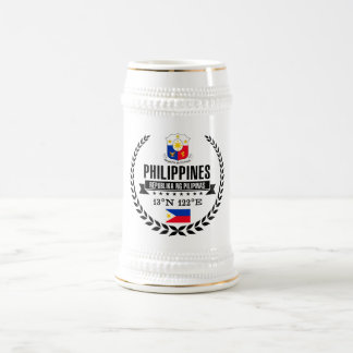 Caneca De Cerveja Filipinas