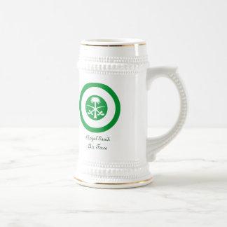 Caneca De Cerveja Força aérea do saudita, força real de SaudiAir