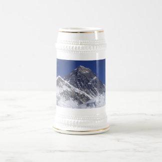 Caneca De Cerveja Foto de Monte Everest