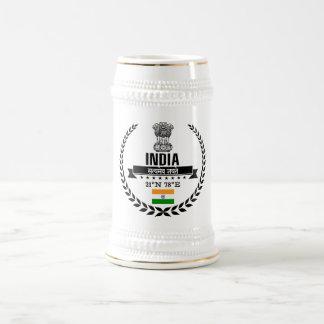 Caneca De Cerveja India