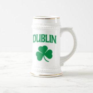 Caneca De Cerveja Irlandês de Dublin
