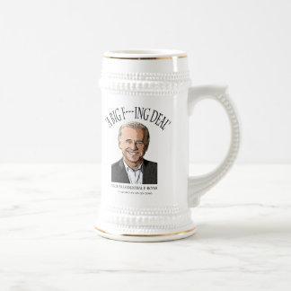 Caneca De Cerveja Joe Biden - seu um negócio f-ing grande
