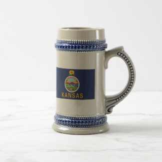 Caneca De Cerveja Kansas