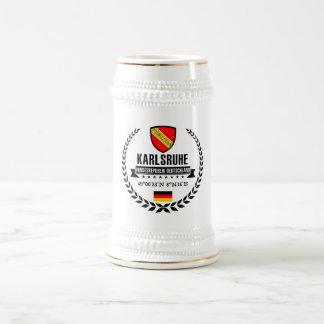 Caneca De Cerveja Karlsruhe