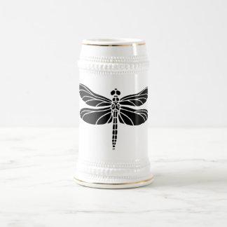 Caneca De Cerveja Libélula
