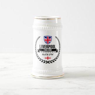 Caneca De Cerveja Liverpool