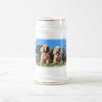 Caneca De Cerveja Lixívia - caniches - Romeo Remy
