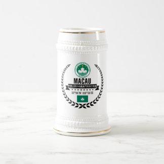 Caneca De Cerveja Macau