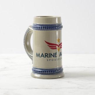 Caneca de cerveja marinha da cerveja do clube dos