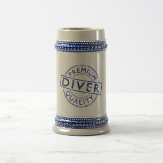 Caneca De Cerveja Mergulhador superior da qualidade