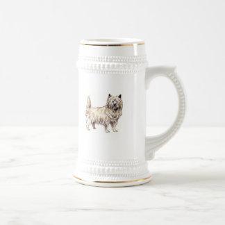Caneca De Cerveja Monte de pedras Terrier
