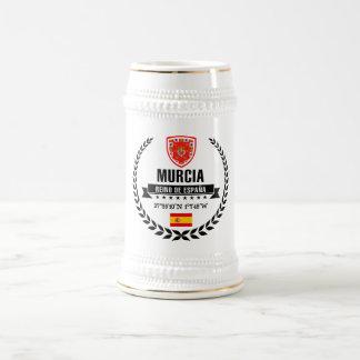 Caneca De Cerveja Múrcia