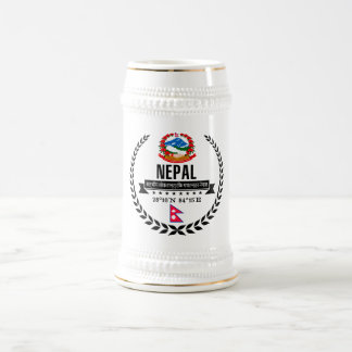 Caneca De Cerveja Nepal