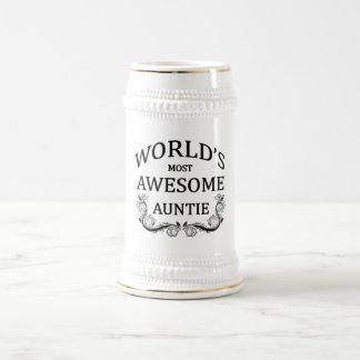 Caneca De Cerveja O Auntie o mais impressionante do mundo