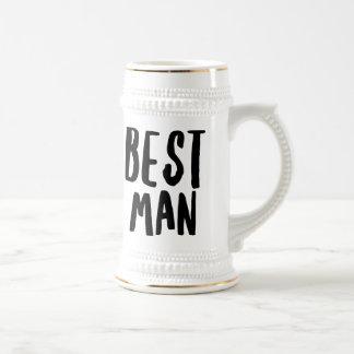 Caneca De Cerveja O melhor homem
