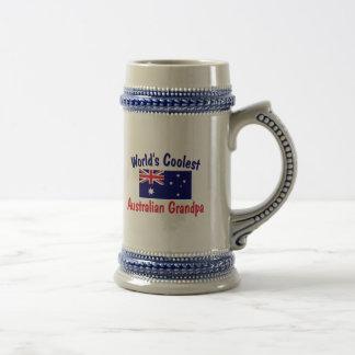 Caneca De Cerveja O vovô australiano o mais fresco do mundo