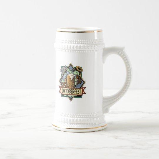 Caneca De Cerveja Oktoberfest Mug