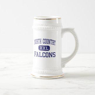 Caneca De Cerveja País norte - Falcons - alto - Newport Vermont