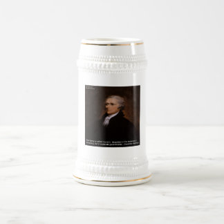 Caneca De Cerveja Presentes de Alexander Hamilton