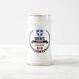 Caneca De Cerveja Quebeque