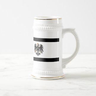 Caneca De Cerveja Reino Preussen estandarte de nacional