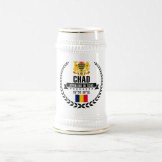 Caneca De Cerveja República do Tchad