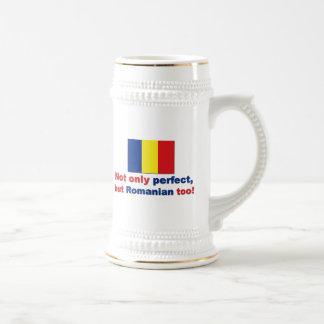 Caneca De Cerveja Romanian perfeito