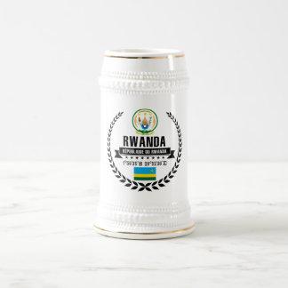 Caneca De Cerveja Rwanda