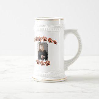 Caneca De Cerveja sarahmug1, tigre - personalizado