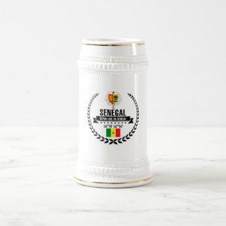 Caneca De Cerveja Senegal