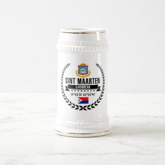 Caneca De Cerveja Sint Maarten