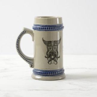 Caneca De Cerveja Skal Viking - Odin