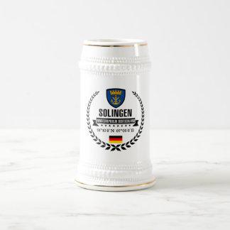 Caneca De Cerveja Solingen