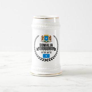 Caneca De Cerveja Somália