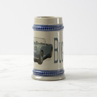 Caneca De Cerveja Sprite azul de Austin Healey